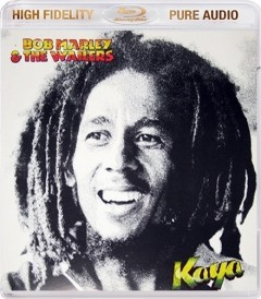 BOB MARLEY & THE WAILERS - KAYA (Blu-ray AUDIO)