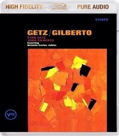 STAN GETZ & JOAO GILBERTO: GETZ/GILBERTO (Blu-ray AUDIO)