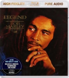BOB MARLEY AND THE WAILERS: Legend - Blu-ray AUDIO
