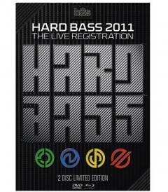 HARD BASS 2011 (STEELBOOK / 50Hz COMPATIBLE)