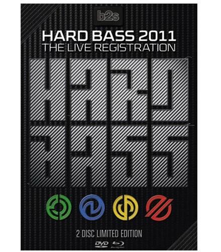 HARD BASS 2011 (STEELBOOK / 50Hz COMPATIBLE)