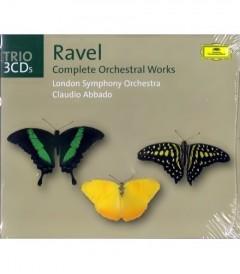 Ravel Complete Orchestral Works