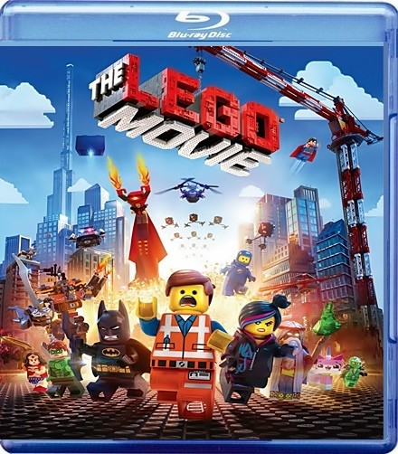 LEGO LA PELICULA BLU RAY