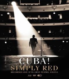 SIMPLY RED - CUBA! (DIGIBOOK)
