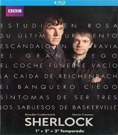 SHERLOCK (BBC) - 1°+2°+3° TEMPORADA