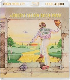 ELTON JOHN: Goodbye Yellow Brick - Blu-ray Audio