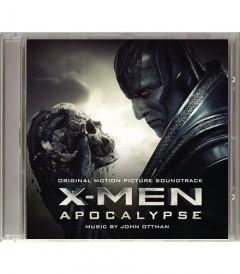 CD - XMEN APOCALIPSIS (ORIGINAL SOUNDTRACK)