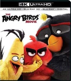 UHD 4K - ANGRY BIRDS: La Pelicula UHD + 3D