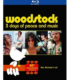 WOODSTOCK: 3 Days of Peace & Music - 40° Aniversario Revisited Director's Cut