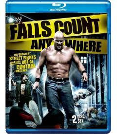 WWE: Falls Count Anywhere
