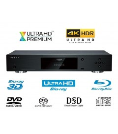 OPPO DIGITAL UDP-203 4K ULTRA HD UHD UNIVERSAL NETWORK 3D BLU-RAY DVD PLAYER Nuevo