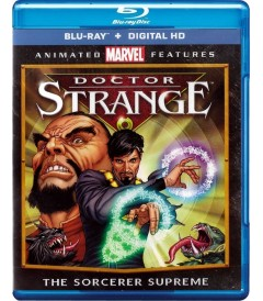 DOCTOR STRANGE (EL HECHICERO SUPREMO)