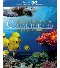 Fascination Coral Reef 3D: 3-Film Collection