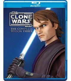 STAR WARS: La Guerra de los Clones 3ra Temporada Completa - Usada
