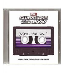 MARVEL GUARDIANES DE LA GALAXIA: MIX CÓSMICO VOL. 1 (MÚSICA DE LA SERIE ANIMADA)