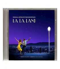 CD - LA LA LAND (BANDA SONORA ORIGINAL)