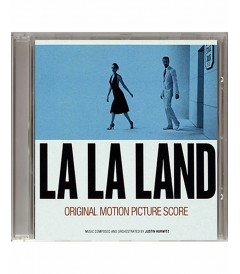 CD - LA LA LAND (ORIGINAL MOTION PICTURE SCORE)