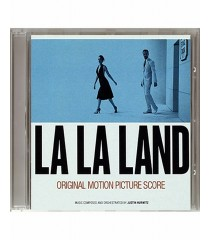 CD - LA LA LAND (ORIGINAL MOTION PICTURE SCORE)