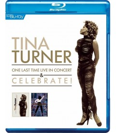 TINA TURNER - ONE LAST TIME IN CONCERT / CELEBRATE!