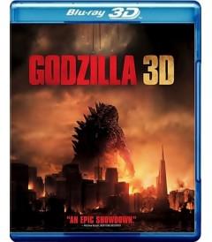 3D - GODZILLA - USADA