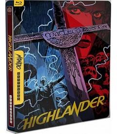 HIGHLANDER EL INMORTAL ( MONDO STEELBOOK SERIE 014)