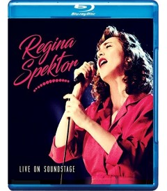 REGINA SPEKTOR - LIVE ON SOUNDSTAGE