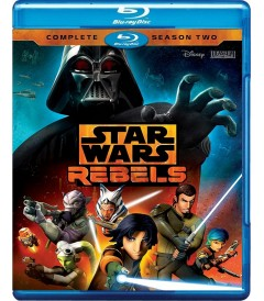 STAR WARS REBELDES - 2° TEMPORADA COMPLETA