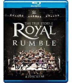 WWE THE LA VERDADERA HISTORIA DEL ROYAL RUMBLE