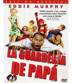 DVD - LA GUARDERÍA DE PAPÁ - USADA