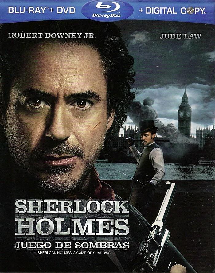 SHERLOCK HOLMES (JUEGO DE SOMBRAS) (*)