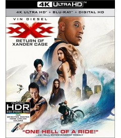 4K UHD - TRIPLE X (REACTIVADO)
