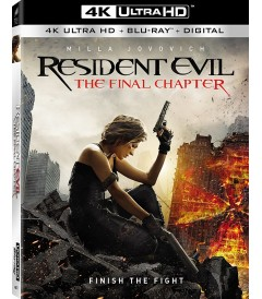 4K UHD - RESIDENT EVIL (CAPITULO FINAL)
