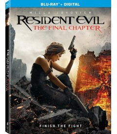 RESIDENT EVIL (CAPITULO FINAL)