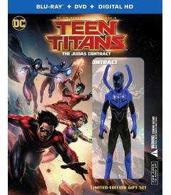 DC ANIMADA 29 - JÓVENES TITANES (EL CONTRATO DE JUDAS) (EDICIÓN DE LUJO NUMERADA)