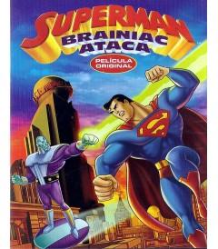 DVD - SUPERMAN (BRAINIAC ATACA) - USADA