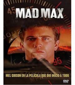 DVD - MAD MAX - USADA