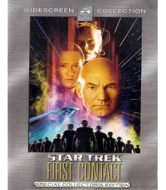 DVD - STAR TREK (FIRST CONTACT - EDICIÓN ESPECIAL) - USADA