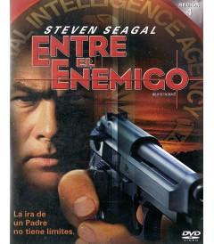 DVD - ENTRE EL ENEMIGO - USADA