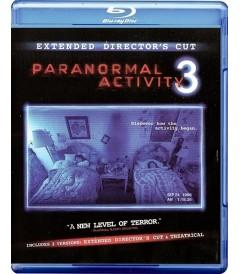 ACTIVIDAD PARANORMAL 3 (VERSIÓN EXT. DEL DIRECTOR) - USADA