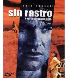DVD - SIN RASTRO