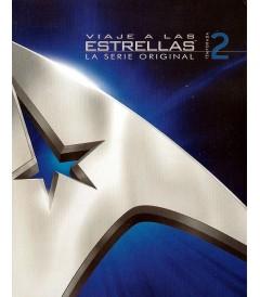DVD - VIAJE A LAS ESTRELLAS (LA SERIE ORIGINAL) - TEMPORADA 2 - USADA