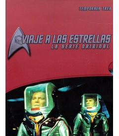 DVD - VIAJE A LAS ESTRELLAS (LA SERIE ORIGINAL) - TEMPORADA 3 - USADA