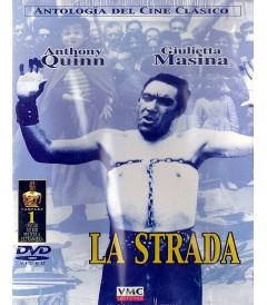 DVD - LA STRADA
