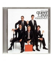 CD - QUEER EYE FOR THE STRAIGHT GUY (MUSIC FROM) - USADO