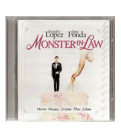 CD - UNA SUEGRA DE CUIDADO (MORE MUSIC FROM THE FILM) - USADO
