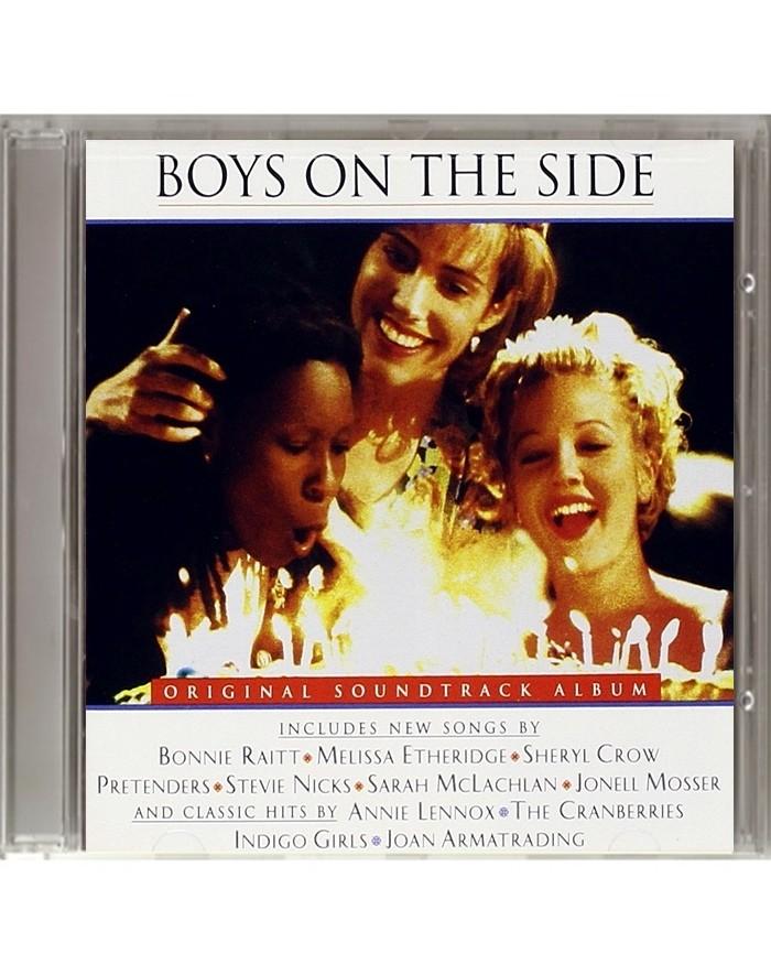 CD - SÓLO ELLAS Y LOS MUCHACHOS A UN LADO (ORIGINAL SOUNDTRACK ALBUM) - USADO