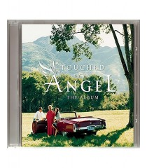 CD - EL TOQUE DE UN ÁNGEL (THE ALBUM) - USADO