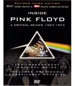 DVD - INSIDE PINK FLOYD - USADA