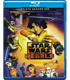 STAR WARS REBELDES - 1° TEMPORADA COMPLETA