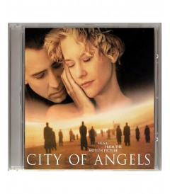 CD - UN ÁNGEL ENAMORADO (MUSIC FROM THE MOTION PICTURE) - USADO